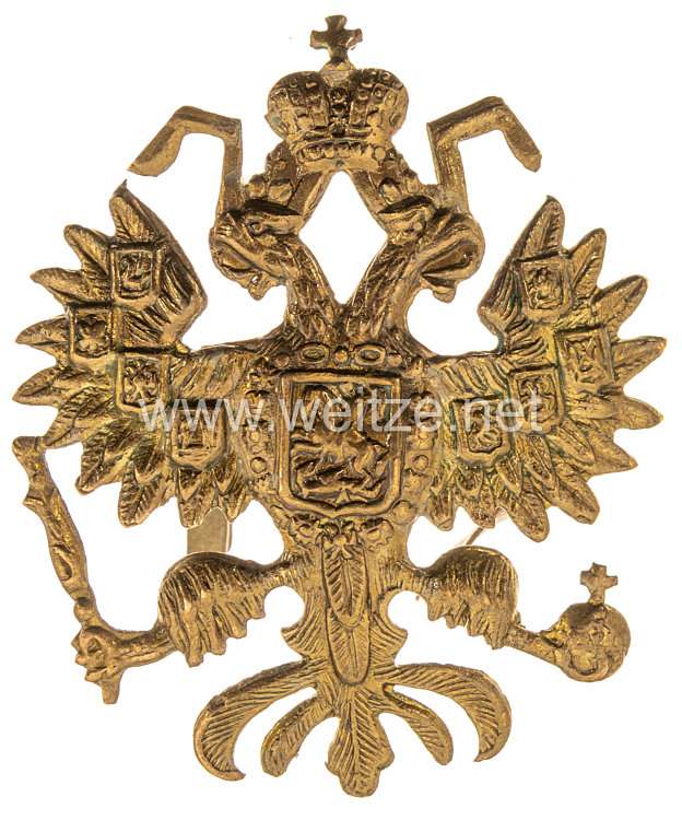 Zaristisches Russland - Mützenadler