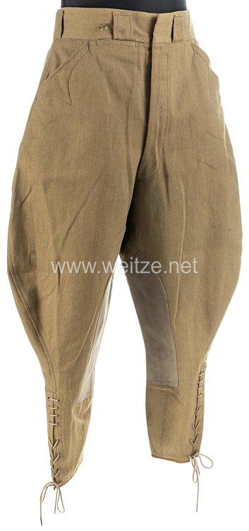RAD Stiefelhose für einen Führer