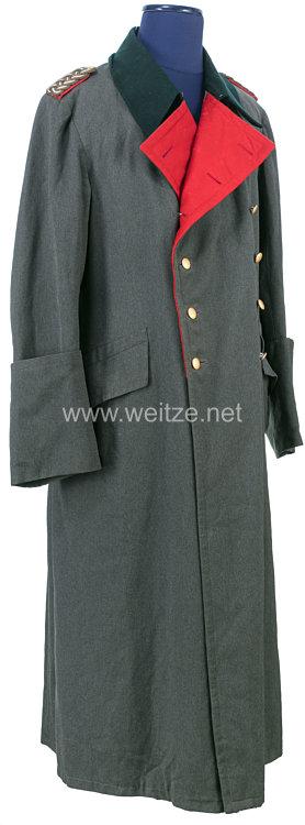 Wehrmacht Mantel für einen Generalmajor
