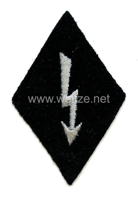 SS Ärmelraute für Mannschaften der Nachrichtentruppe