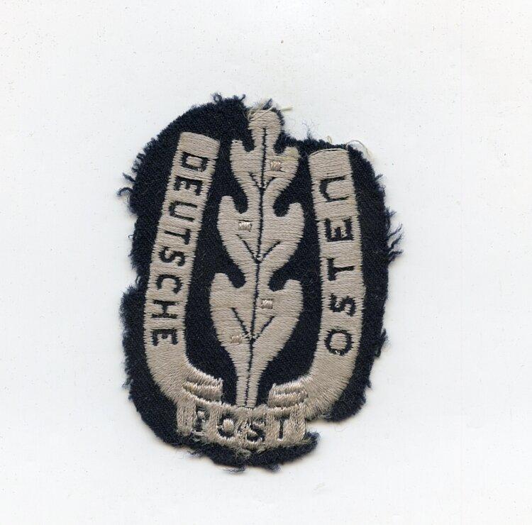 Deutsche Post im Osten, Ärmelabzeichen