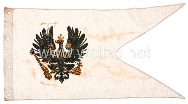Preußen Lanzenflagge für Unteroffiziere der Kavallerie
