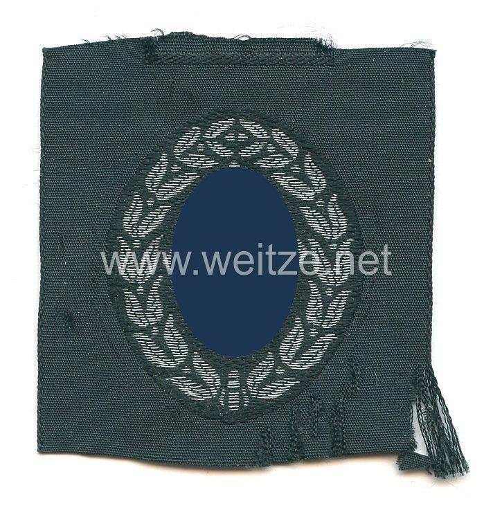 SD/Schutzmannschaften Mützenemblem für Offiziere