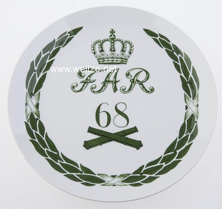 Königreich Sachsen Meissen-Regimentsteller