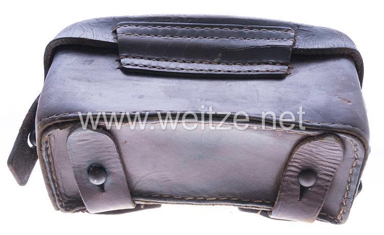 1. Weltkrieg Patronentasche Modell 1887
