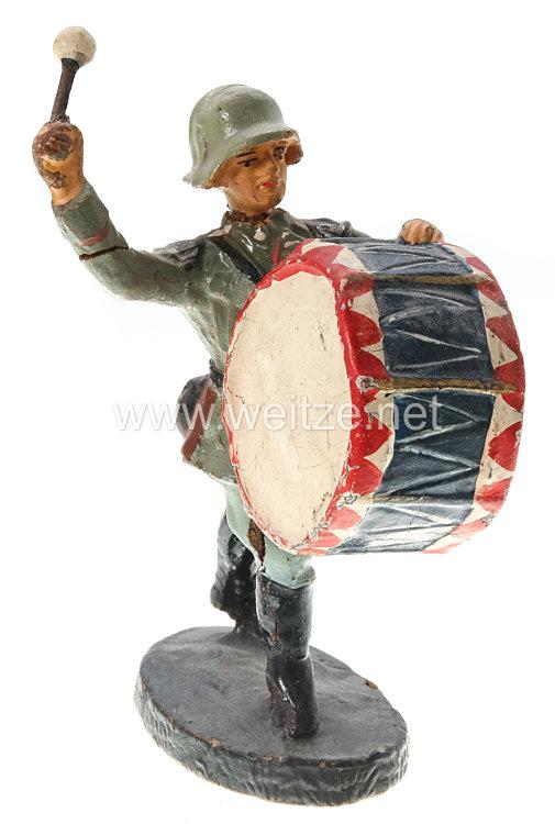 Elastolin - Heer Pauker marschierend