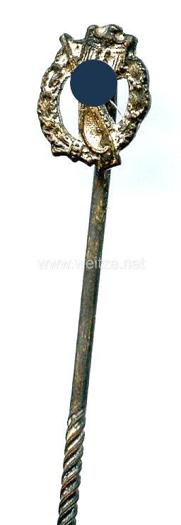 Infanteriesturmabzeichen in Silber - Miniatur