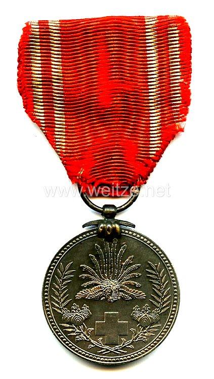 Japan, Rot Kreuz Medaille