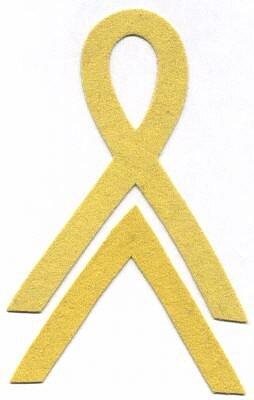 Kaiserliche Marine Ärmelabzeichen für Hoboisten / Hautboisten