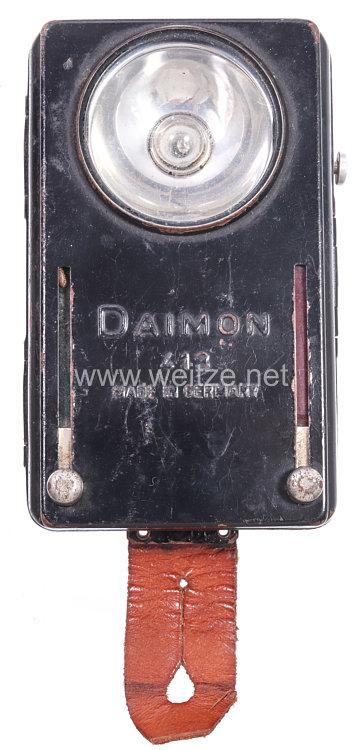 Bundesrepublik Deutschland ( BRD ) Signal-Taschenlampe