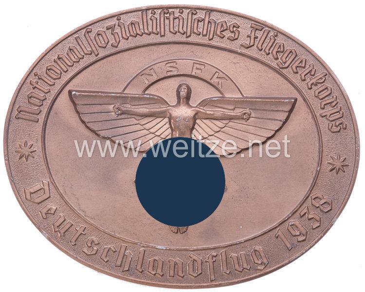 NSFK Bronzene Teilnehmerplakette