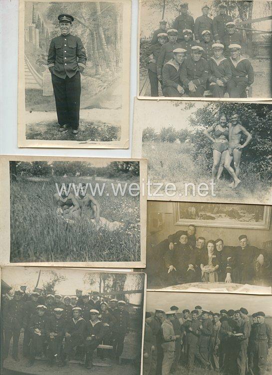 Sowjetunion Fotogruppe, Marineflieger der UDSSR