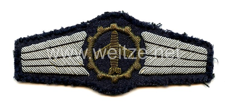 Bundesrepublik Deutschland ( BRD ) Bundeswehr Tätigkeitsabzeichen der Luftwaffe für Logistisches Personal in Bronze