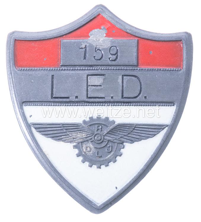 Reichsverband Deutsche Luftfahrt Industrie: großes Dienstabzeichen für Angehörige der Luftwaffen Erprobungs-Dienststelle.