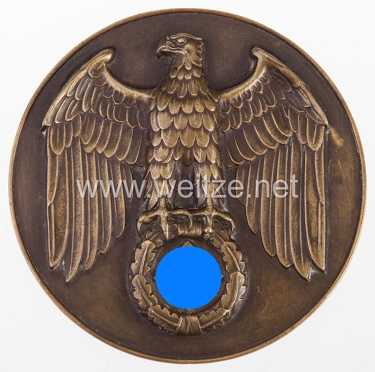 Adlerschild des Deutsches Reiches, verliehen an Gustav Krupp von Bohlen und Halbach, 1940
