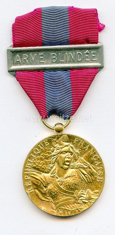 """Frankreich """"Médaille de la Défense nationale"""" mit Spange"""
