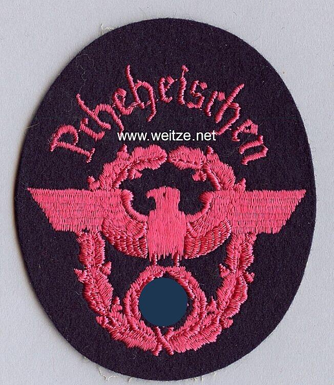 III. Reich Feuerwehr Ärmeladler