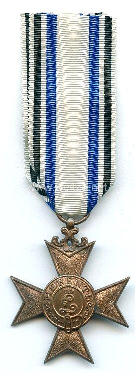 Bayern Militär-Verdienstkreuz 3. Klasse mit Schwertern
