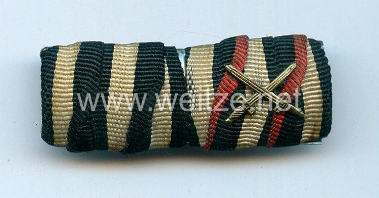 Bandspange eines Veteranen des 1. Weltkriegs