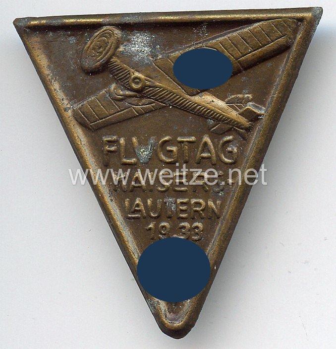 III. Reich - Flugtag Kaiserslautern 1933