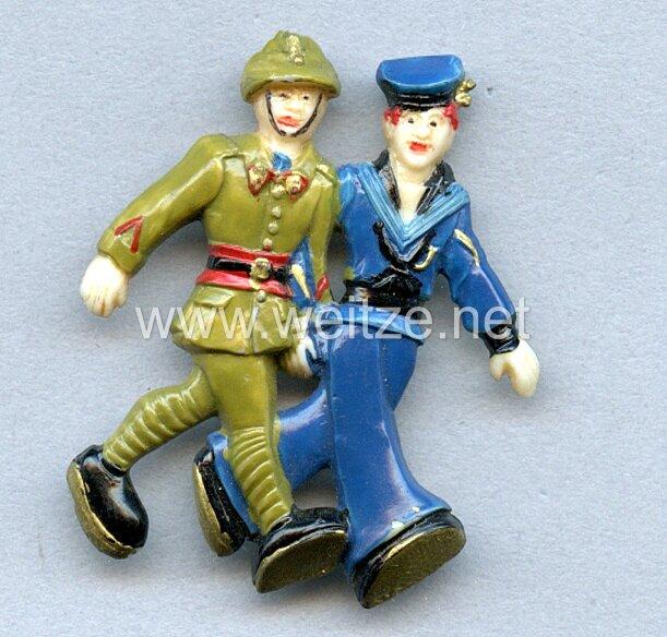 Frankreich 2. Weltkrieg Patriotischer Anstecker