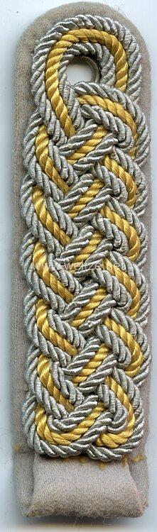 Schulterstück für einen SA-Oberführer bis Brigadeführer der SA-Fußstandarten