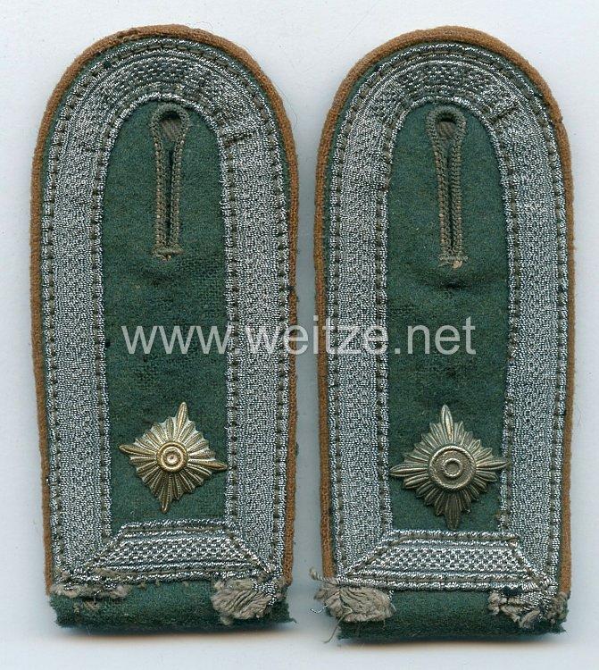 Wehrmacht Heer Paar Schulterklappenfür einen Feldwebel Kradschützen