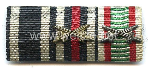 Feldspangeeines Frontkämpfers 1. Weltkrieg