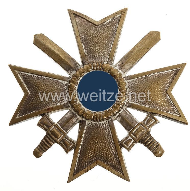 Kriegsverdienstkreuz 1939 1.Klasse mit Schwertern - C.E. Juncker