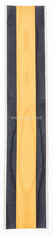 Originales Band zumGrubenwehr-Ehrenzeichen 2. Modell 1938