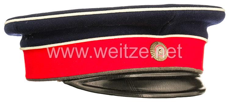 Hessen-Darmstadt Schirmmütze für Angehörige eines Kriegervereins