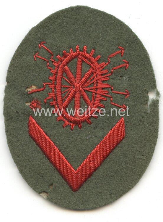 Kriegsmarine Ärmelabzeichen Sonderausbildung E-Maschinen II. Lehrgang