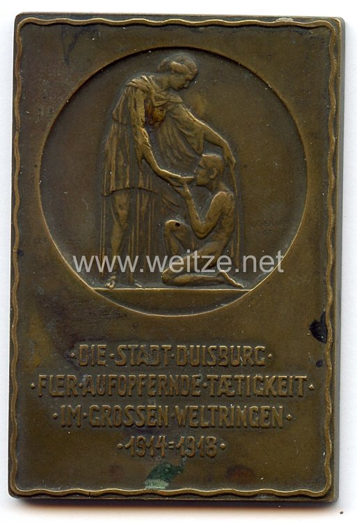 Large Non-portable Carl-Friedrich Zelter Plaque