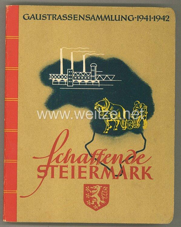 WHW - Gau 31 : Steiermark - 3. KWHW 17./18.01.1942
