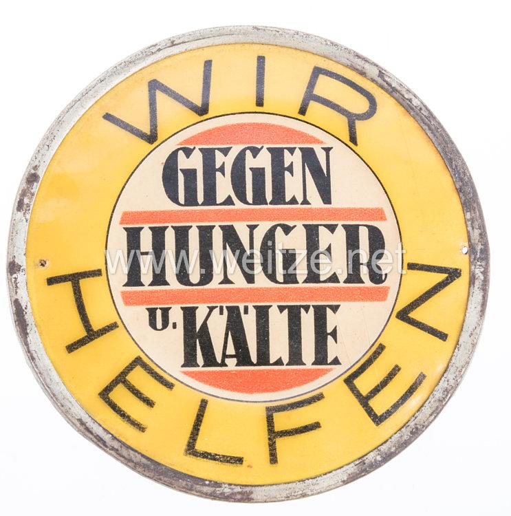 WHW - 1. Winterhilfswerk des Deutschen Volkes November 1933