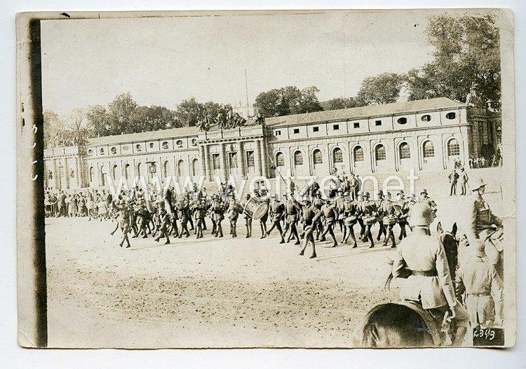 Weimarer Republik Foto, Aufmarsch der Reichswehr