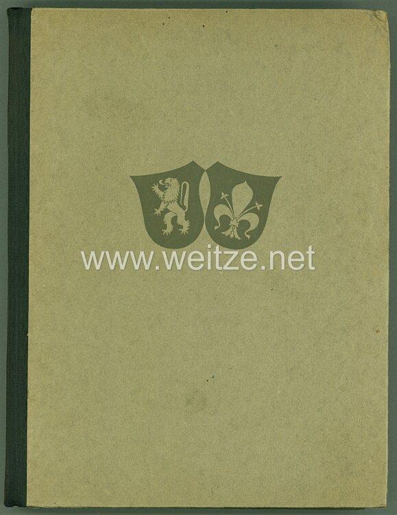 Luftgau-Nachrichten-Regiment Belgien-Nordfrankreich - Anerkennungsgeschenk