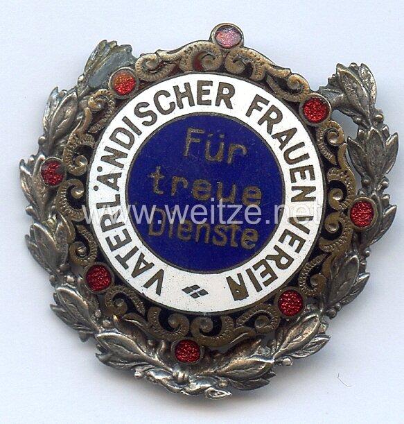 Vaterländischer Frauenverein ( VFV )