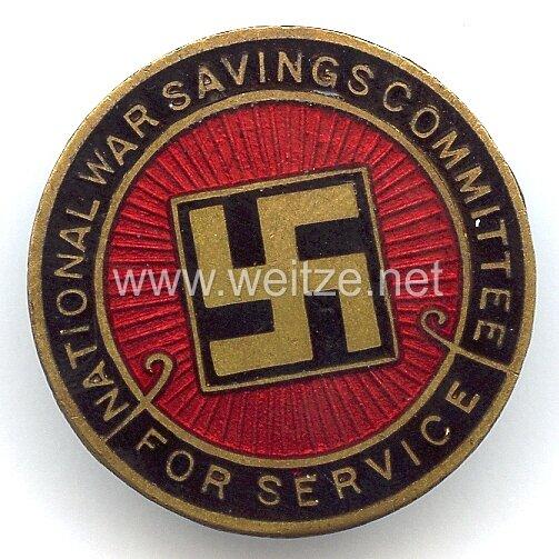 England - National War Savings Committee
