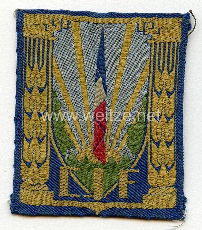 Frankreich 2.Weltkrieg Vichy Regierung, Abzeichen der Jugendorganisation
