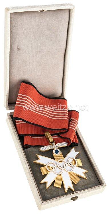 Deutsches Olympia-Ehrenzeichen 1. Stufe