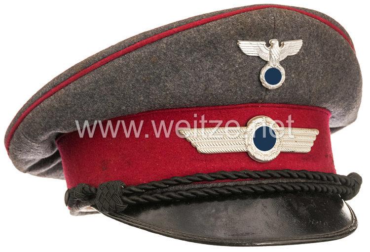 Luftwaffe Schirmmütze für Pförtner und Wächter anderer Dienstellen
