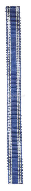 NSDAP Dienstauszeichnung in Silber - Band für die Miniatur