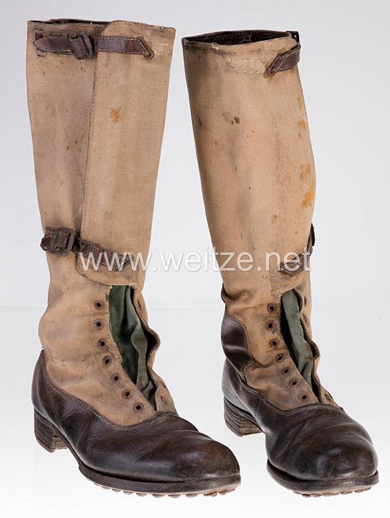 luftwaffe afrikakorps paar stiefel f r die tropenbekleidung german air force 1933 45