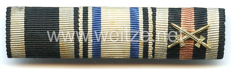 Feldspange einesbayrischen Frontkämpfers 1. Weltkrieg