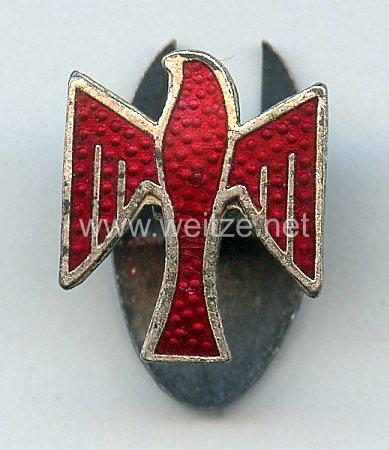 Jugendorganisationen - Rote Falken - Mitgliedsabzeichen