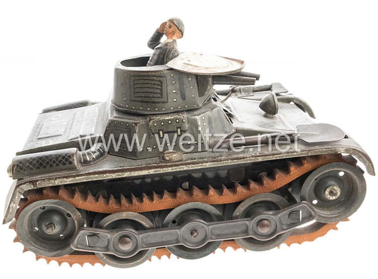 Blechspielzeug - Gama Tank 65 ( DRGM - Made in Germany ) ( Panzer )