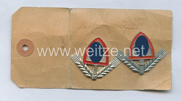 RAD Reichsarbeitsdienst Verkaufsmuster Mützenabzeichen