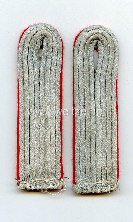 Luftwaffe Paar Schulterstücke Leutnant der Flak