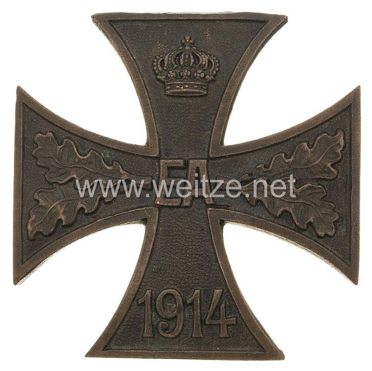 Braunschweig Kriegsverdienstkreuz 1. Klasse 1914